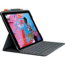 Клавіатура-чохол LOGITECH Slim Folio for iPad (7th gen) UKR (L920-009652)