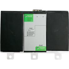 Акумулятор POWERPLANT для APPLE iPad 2 6500mAh (DV00DV6309)