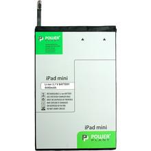 Акумулятор POWERPLANT для APPLE iPad mini 4440mAh (DV00DV6311)