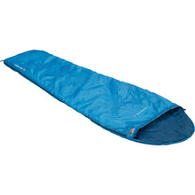 Спальник HIGH PEAK Summerwood 10/+10°C Left Blue/Dark Blue (928257)