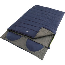 Спальник OUTWELL Contour Lux Double Reversible/-5C Imperial Blue (928319)