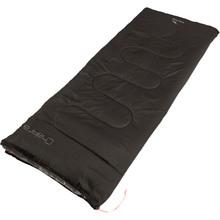 Спальник EASY CAMP Chakra/+10°C Black Left (240146)