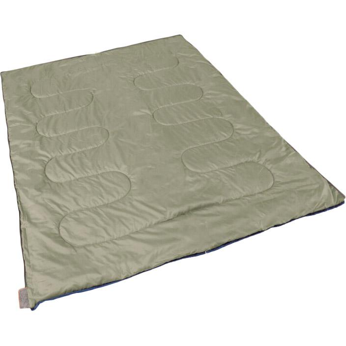 Спальник EASY CAMP Chakra/+10°C Blue Left (240147) Тип одеяло