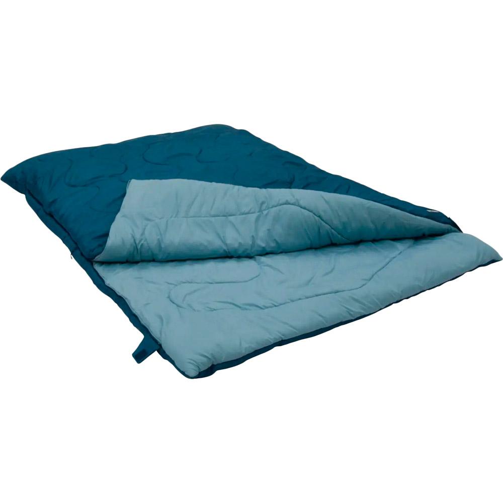 Спальный мешок Vango Evolve Superwarm Double +2°C Moroccan Blue (929159) Тип одеяло