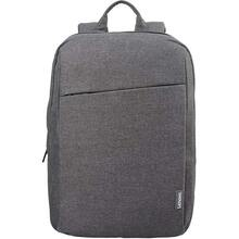 Рюкзак LENOVO Casual B210 сірий (GX40Q17227)