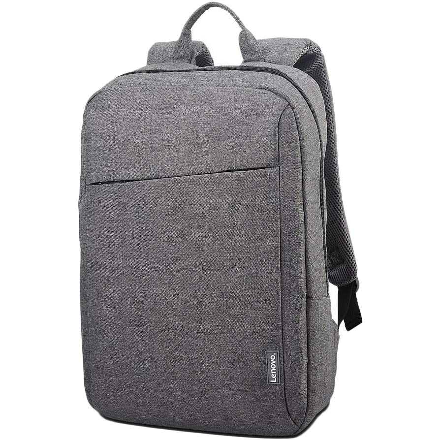 Рюкзак LENOVO Casual B210 серый (GX40Q17227) Пол универсальный