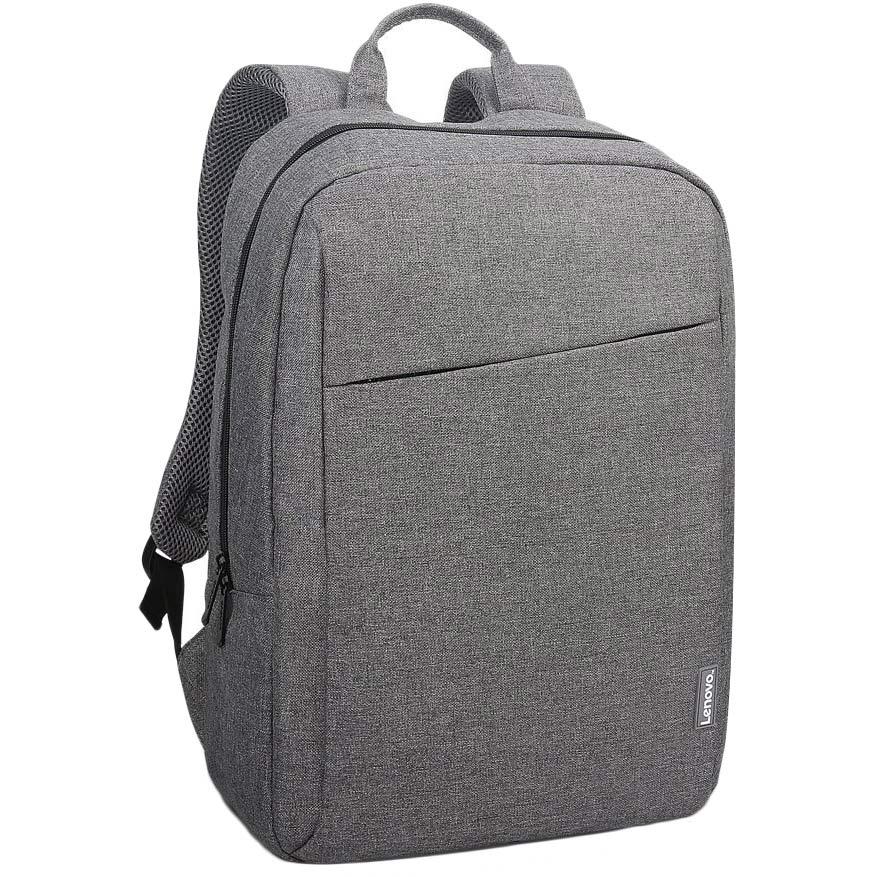 Рюкзак LENOVO Casual B210 серый (GX40Q17227) Материал полиэстер