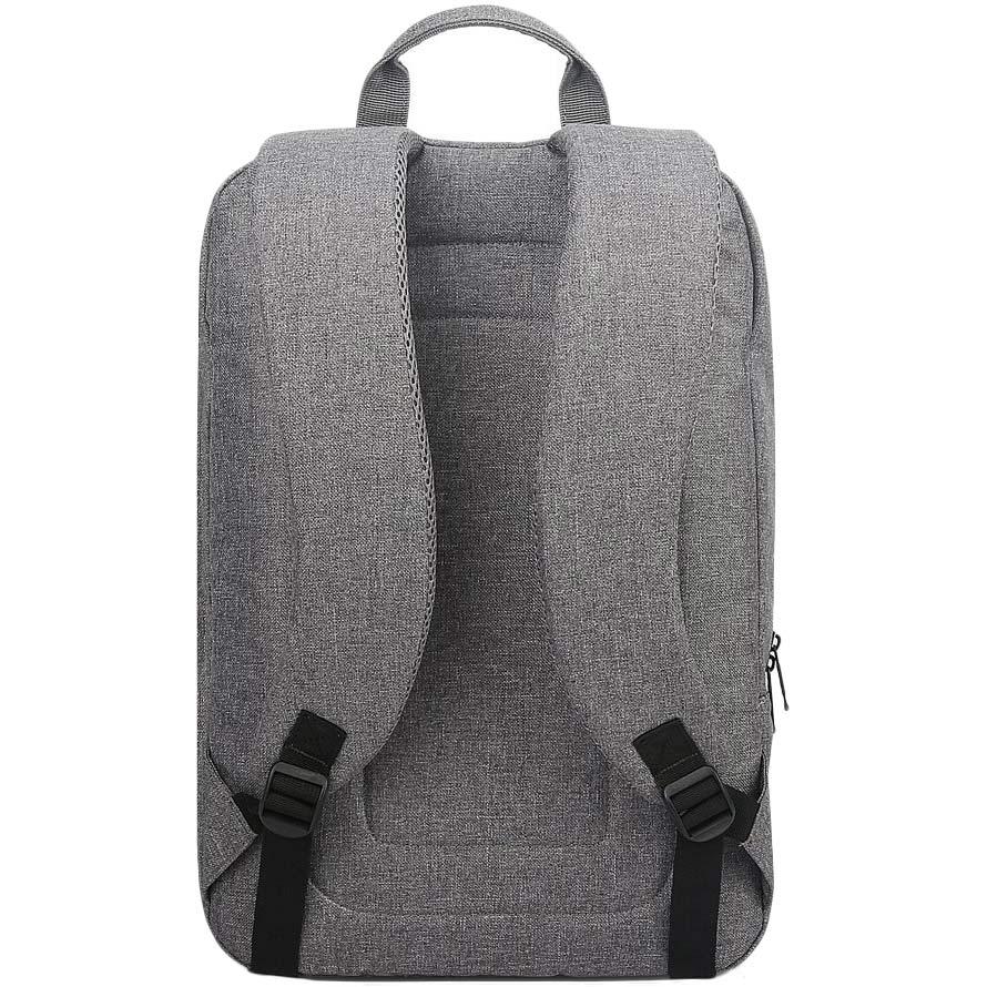 Рюкзак LENOVO Casual B210 серый (GX40Q17227) Количество отделений 1