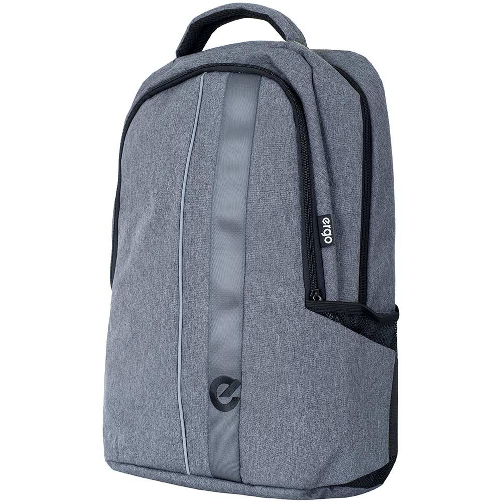Рюкзак ERGO Leon 216 Gray (EL216G) Пол универсальный