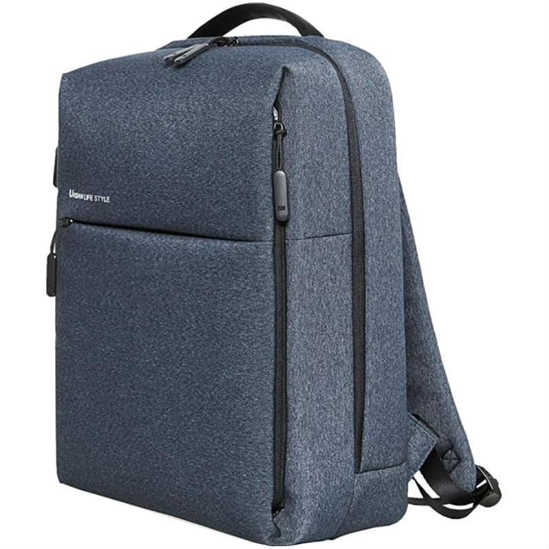 Рюкзак XIAOMI Mi minimalist urban Blue Количество отделений 3
