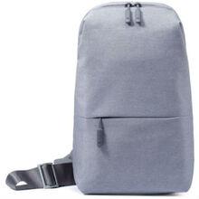 Рюкзак XIAOMI Mi City Sling Bag Light Grey