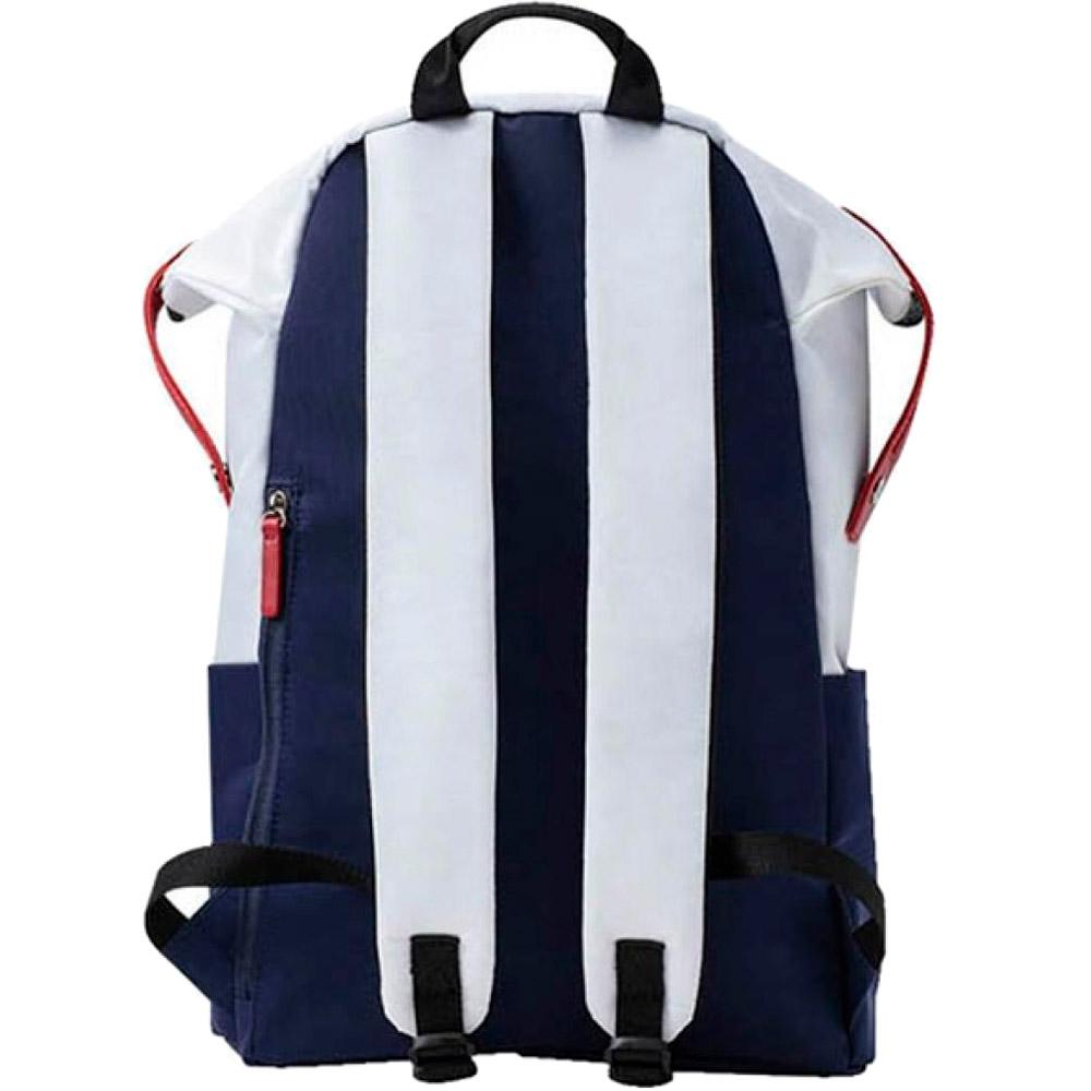 Рюкзак 90FUN Lecturer Casual White/Blue (Ф04023) Пол универсальный