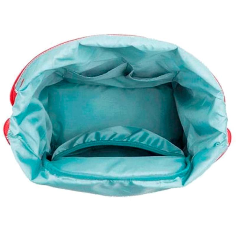 Рюкзак 90FUN Lecturer Casual White/Blue (Ф04023) Материал нейлон