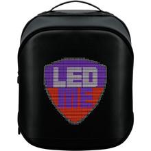 Рюкзак PRESTIGIO LEDme 25L Black (PBLED125BK)