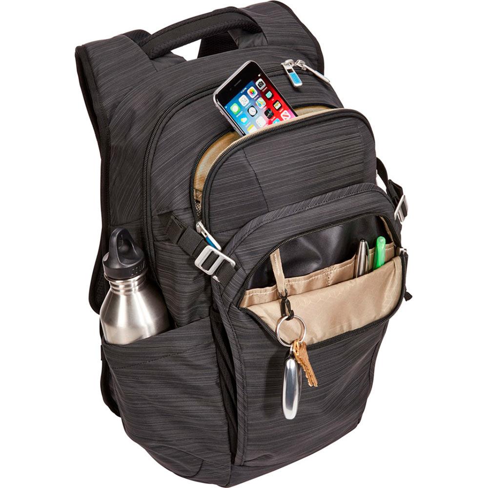 """Рюкзак для ноутбука Thule Construct 24L 15.6"""" Black (TH 3204167) Объем 24"""