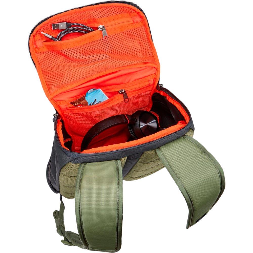 "Рюкзак для ноутбука Thule EnRoute 14L 13"" Olivine/Obsidian (TH 3204277) Материал полиэстер"