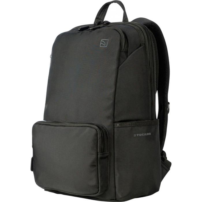 """Рюкзак для ноутбука Tucano Terras 15.6"""" Black (BKTER15-BK) Пол универсальный"""
