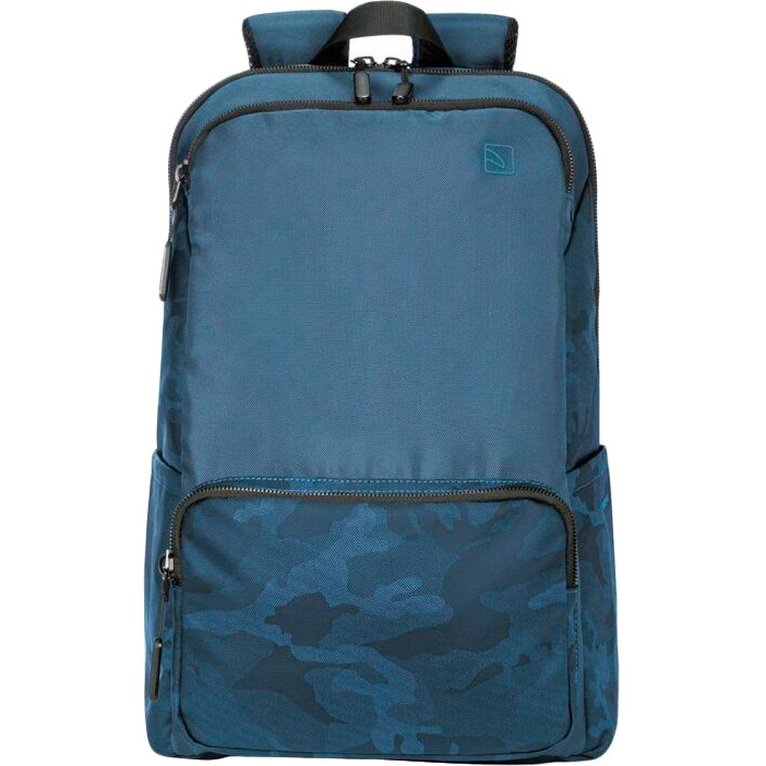 "Рюкзак для ноутбука Tucano Terras Camouflage 15.6"" Blue (BKTER15-CAM-B)"