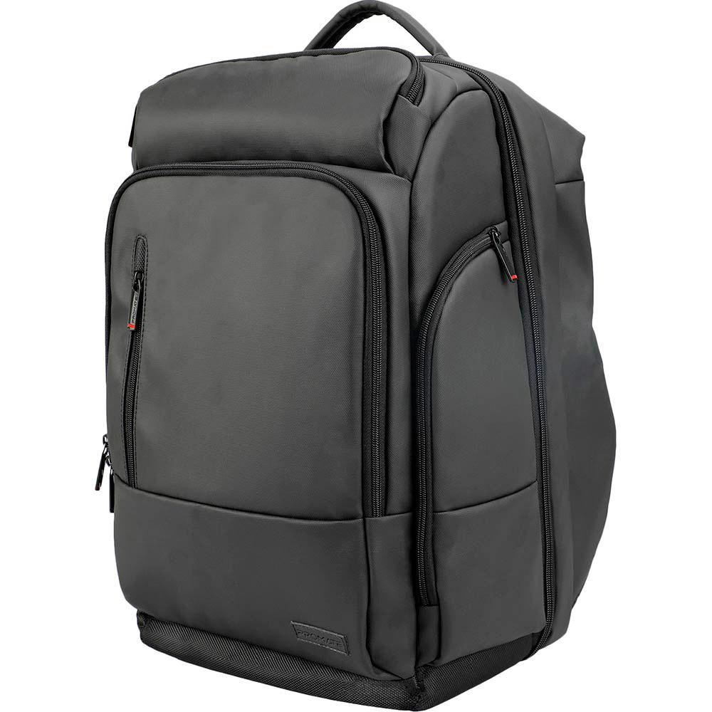 """Рюкзак для ноутбука Promate TourPak-BP 17.3"""" Black (tourpak-bp.black)"""