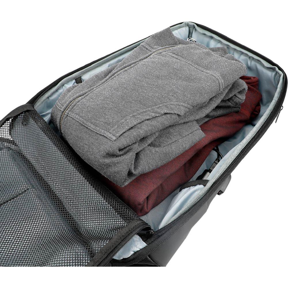 "Рюкзак для ноутбука Promate TourPak-BP 17.3"" Black (tourpak-bp.black) Пол универсальный"
