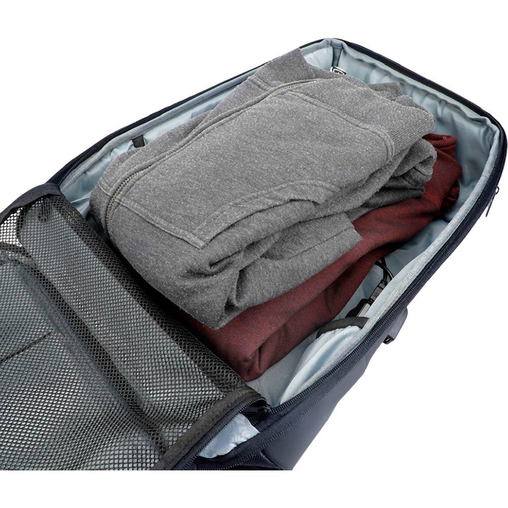 "Рюкзак для ноутбука Promate TourPak-BP 17.3"" Blue (tourpak-bp.blue) Пол универсальный"
