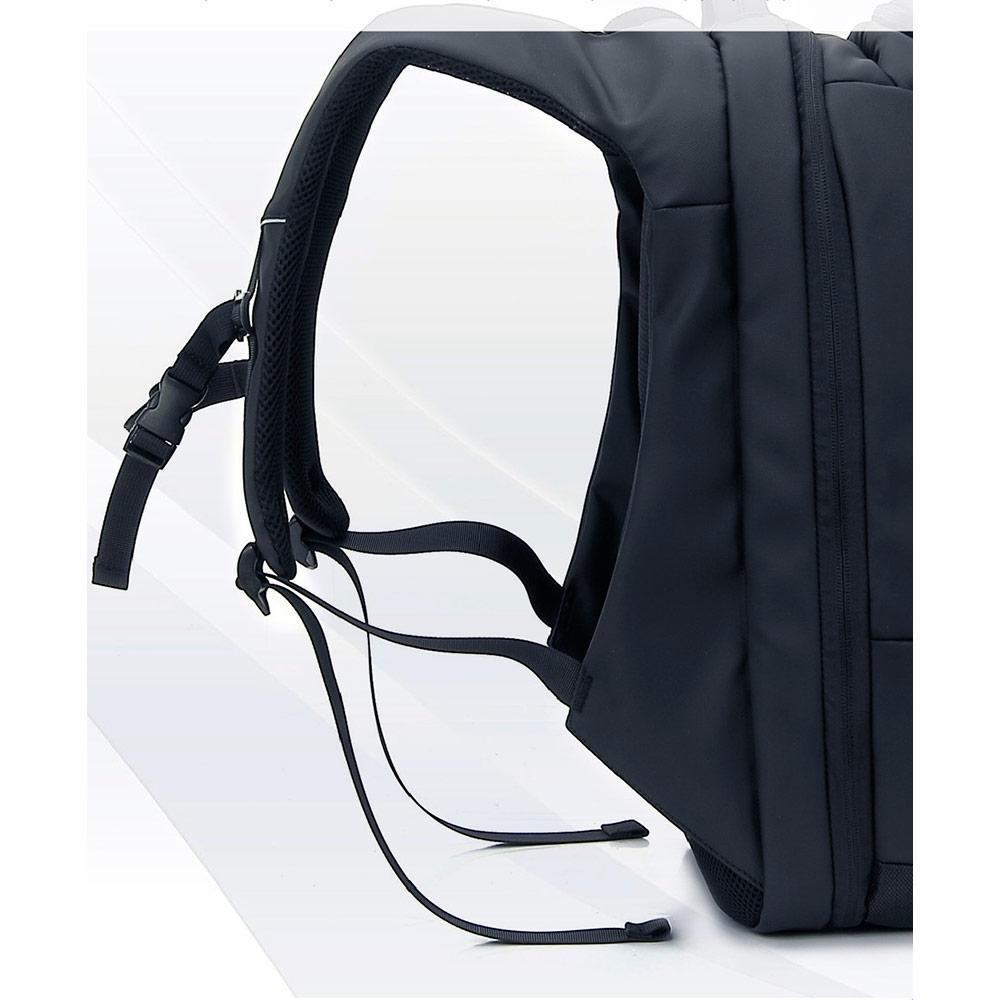 "Рюкзак для ноутбука Promate TourPak-BP 17.3"" Blue (tourpak-bp.blue) Объем 45"