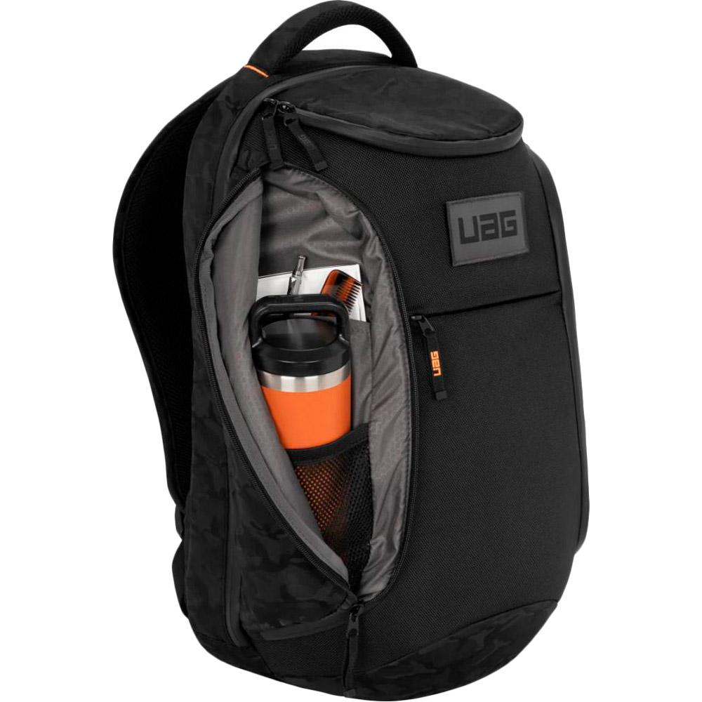 "Рюкзак для ноутбука UAG Camo 15.6"" Black Midnight Camo (981830114061) Материал нейлон"