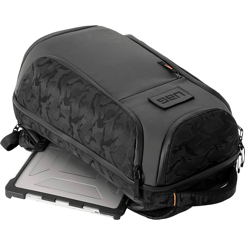"""Рюкзак для ноутбука UAG Camo 15.6"""" Grey Midnight Camo (981830113061) Пол универсальный"""