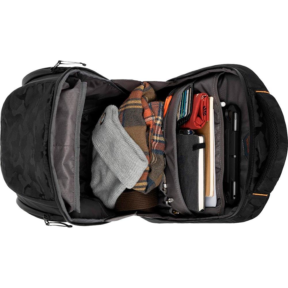 """Рюкзак для ноутбука UAG Camo 15.6"""" Grey Midnight Camo (981830113061) Материал искусственная кожа"""