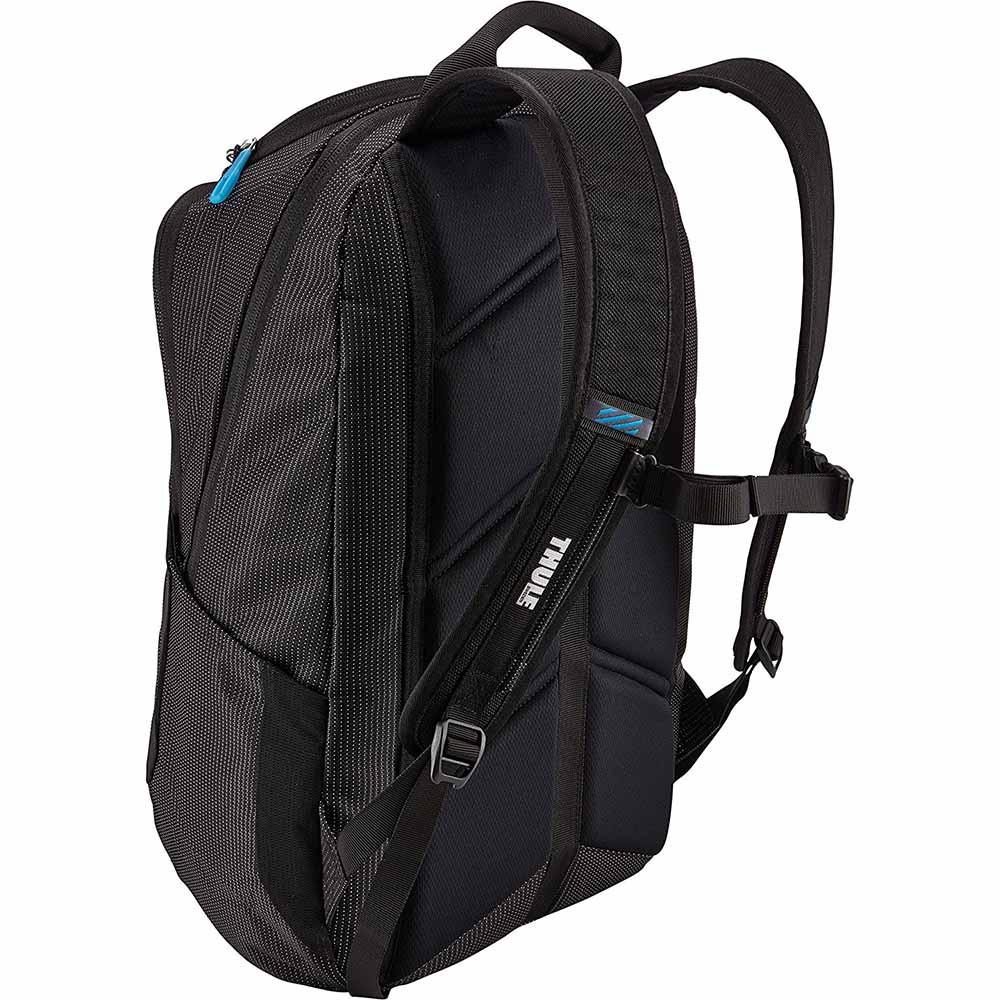 Рюкзак THULE Crossover 25L MacBook Backpack (TCBP-317) Black Материал нейлон