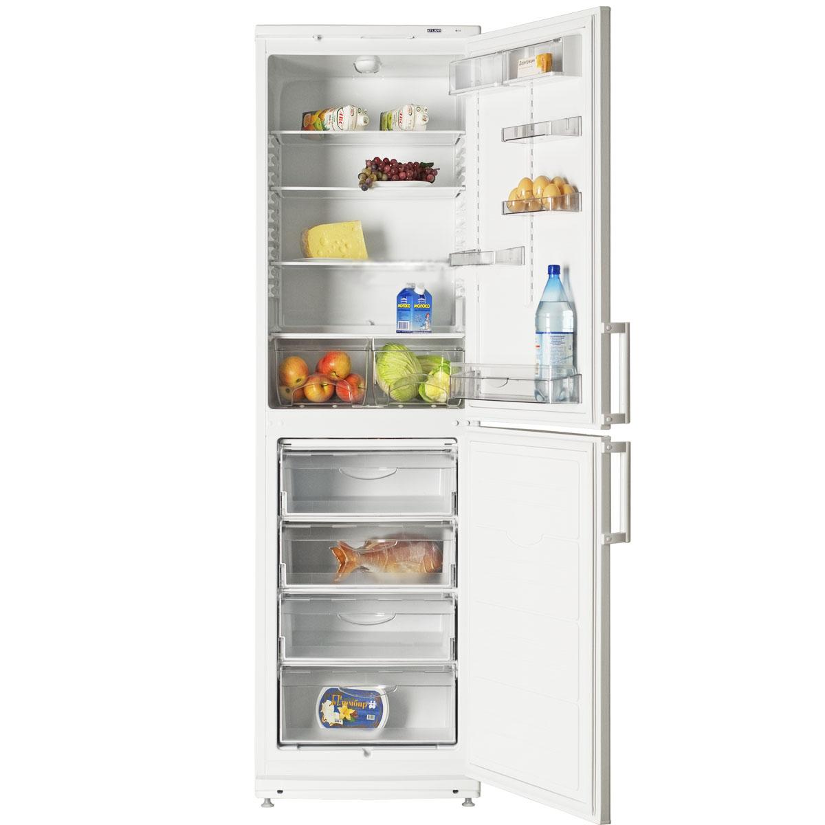Холодильник ATLANT XM 4025-100 Тип холодильника двухкамерный
