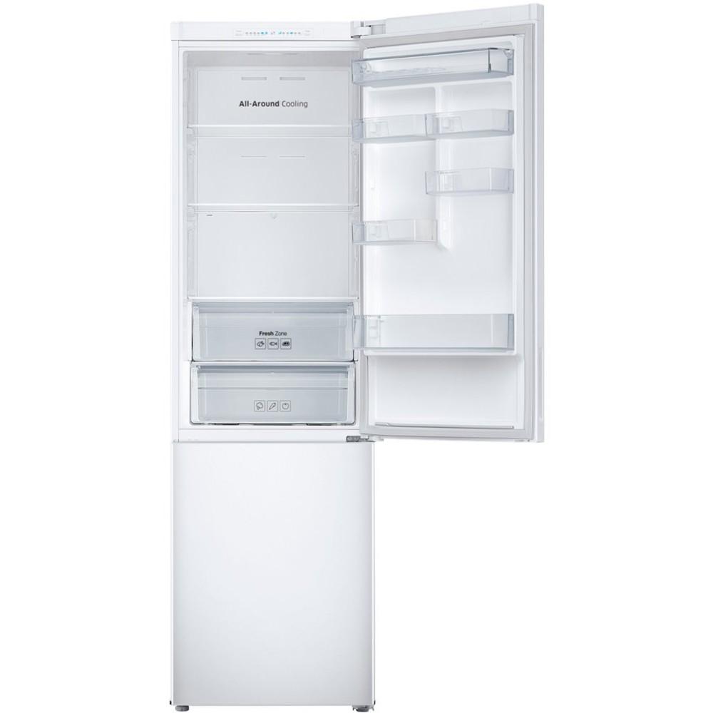 Холодильник SAMSUNG RB37J5000WW/UA Размораживание холодильной камеры No Frost