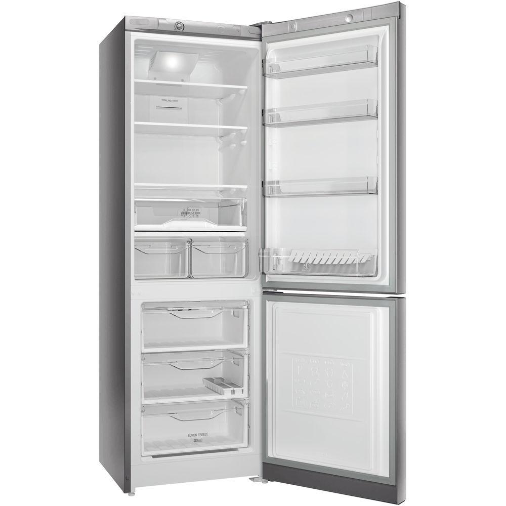 Холодильник INDESIT DF 4181 X Тип холодильника двухкамерный
