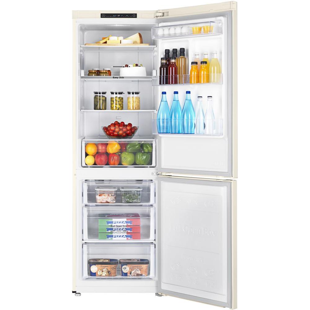 Холодильник SAMSUNG RB33J3000EF/UA Морозильная камера нижнее расположение