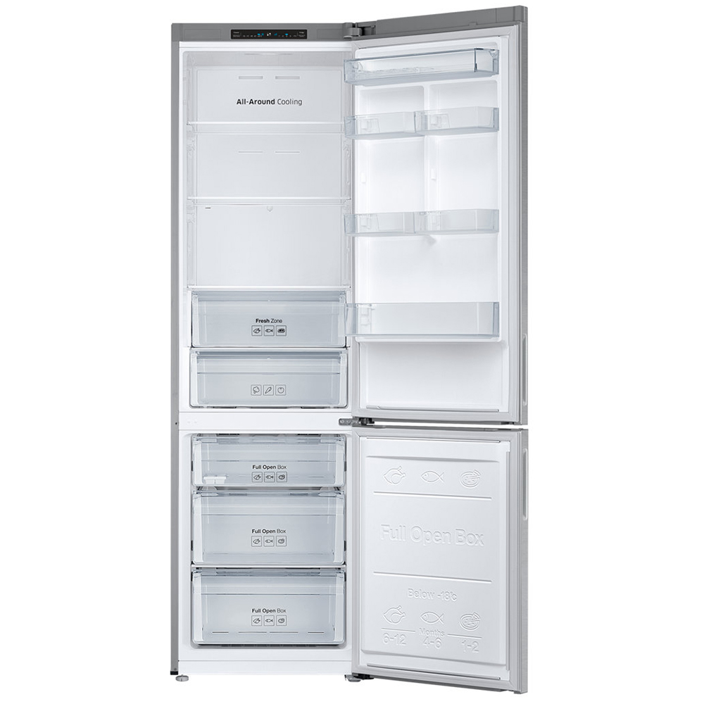 Холодильник SAMSUNG RB37J5000SA/UA Морозильная камера нижнее расположение