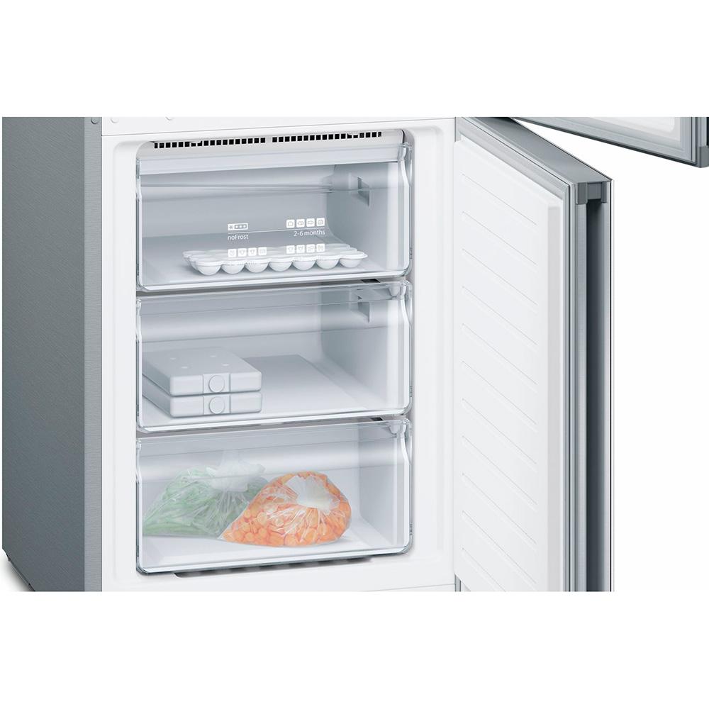 Холодильник SIEMENS KG39FSW45 Морозильная камера нижнее расположение