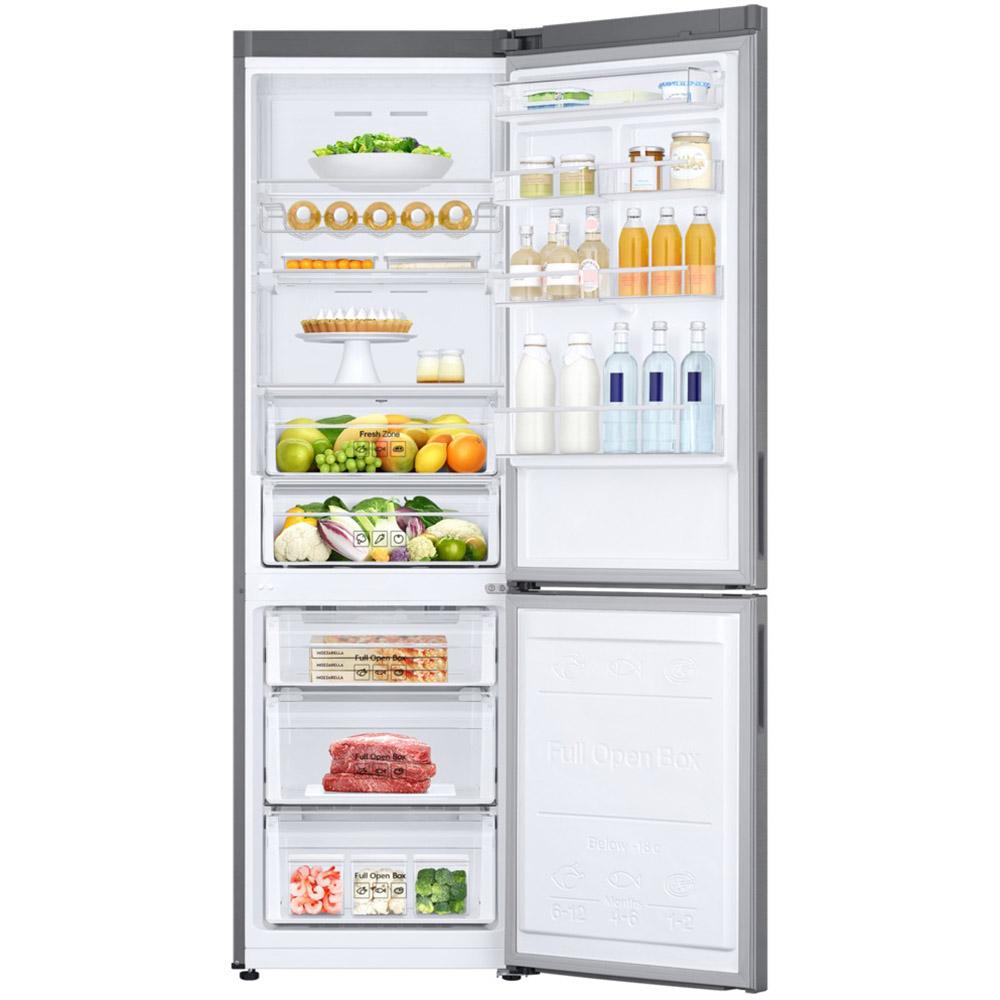 Холодильник SAMSUNG RB34N5440SA/UA Морозильная камера нижнее расположение