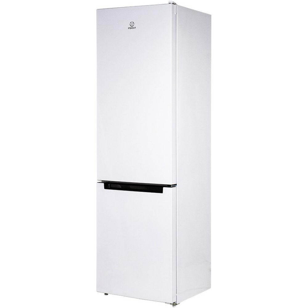 Холодильник INDESIT DF 4201 W Морозильная камера нижнее расположение