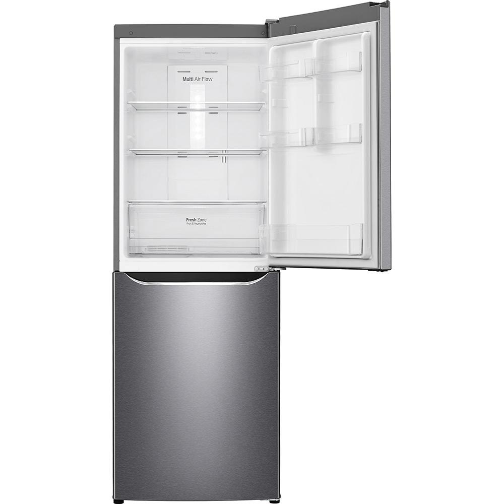 Холодильник LG GA-B379SLUL графіт Система розморожування No Frost
