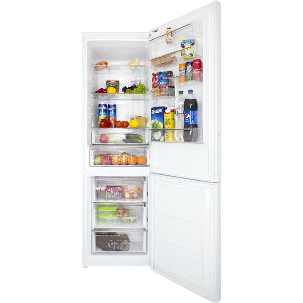 Холодильник PRIME TECHNICS RFN 1801 E D Тип холодильника двухкамерный