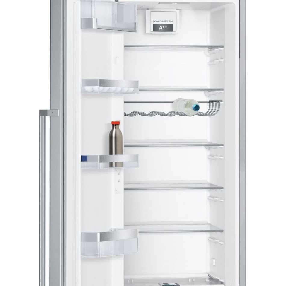 Холодильник SIEMENS KS36VBI3P Размораживание холодильной камеры автоматическое (капельное)