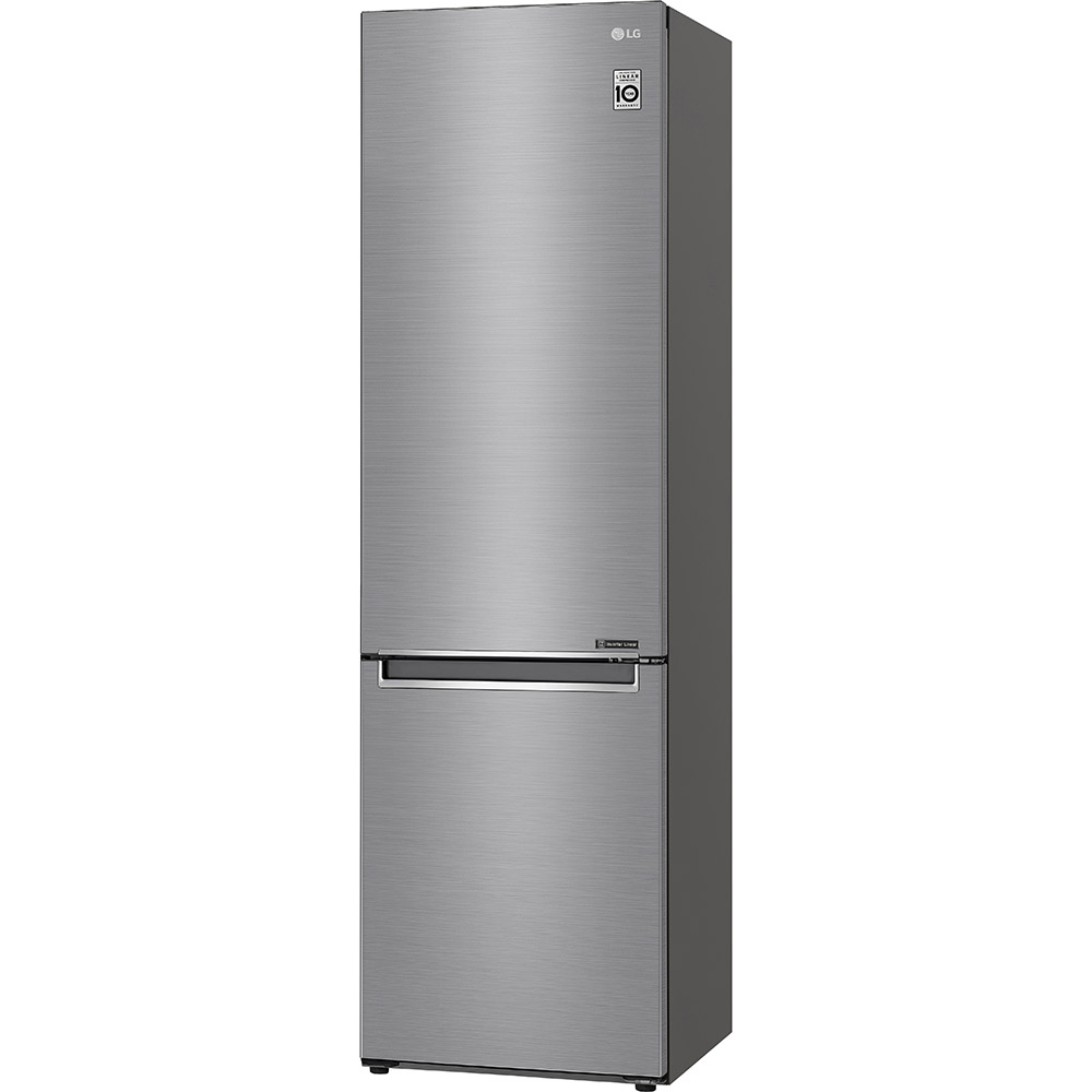 Холодильник LG GW-B509SMJZ Морозильная камера нижнее расположение