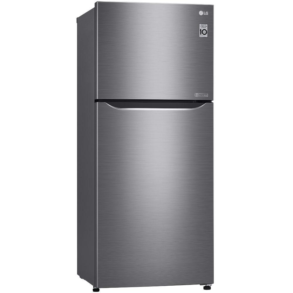 Холодильник LG GN-C422SMCZ Морозильная камера верхнее расположение