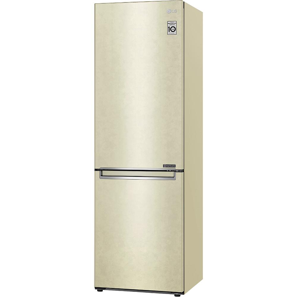 Холодильник LG GA-B459SECM Тип холодильника двухкамерный