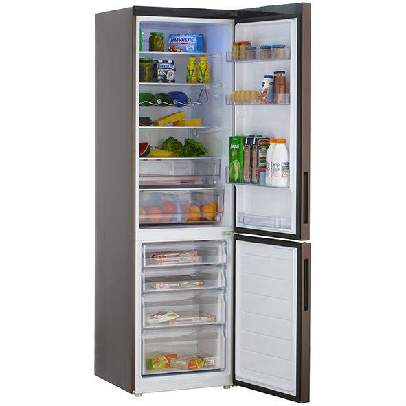 Холодильник HAIER C2F737CLBG Размораживание холодильной камеры No Frost