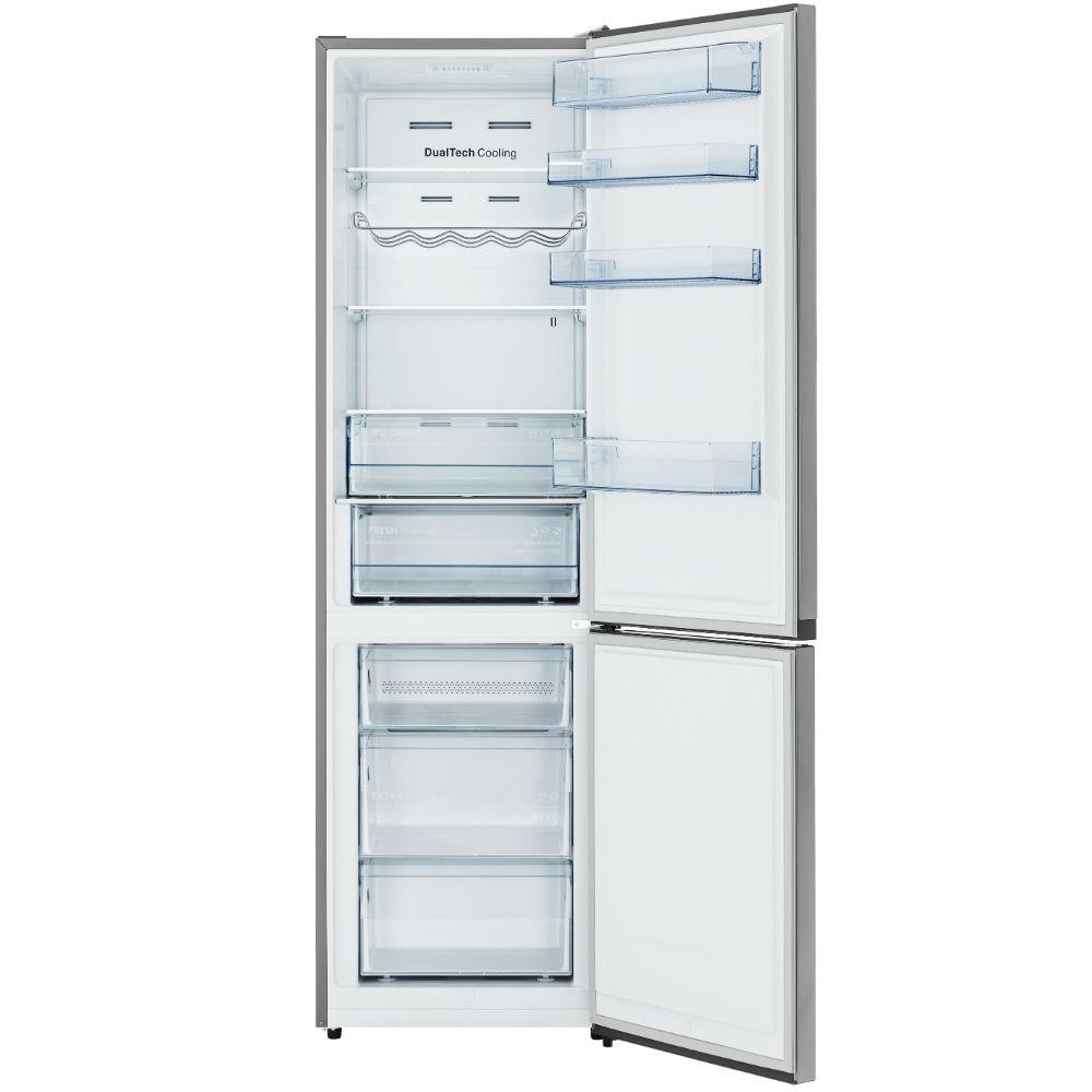 Холодильник HISENSE RB 438N4EC2 (BCD-337WY) Морозильная камера нижнее расположение