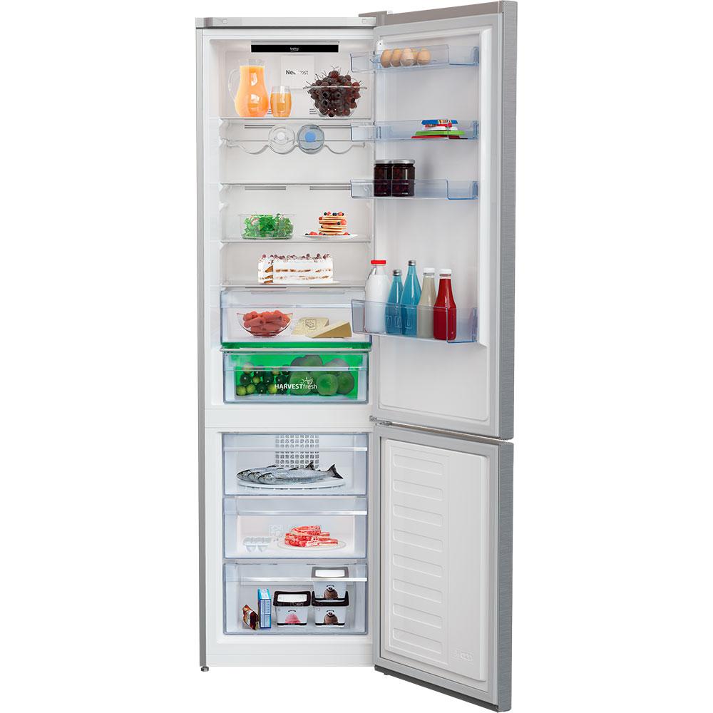 Холодильник BEKO RCNA406E35ZXB Размораживание холодильной камеры No Frost