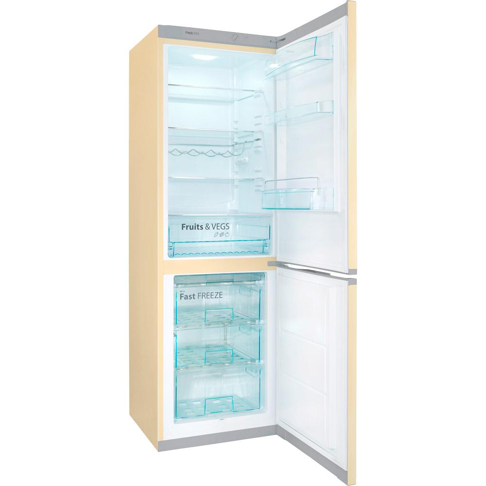 Холодильник SNAIGE RF56SM-S5DP210D91Z1C5SNBX Морозильная камера нижнее расположение