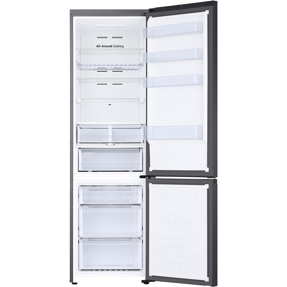 Холодильник SAMSUNG RB38T676FB1/UA Размораживание холодильной камеры No Frost