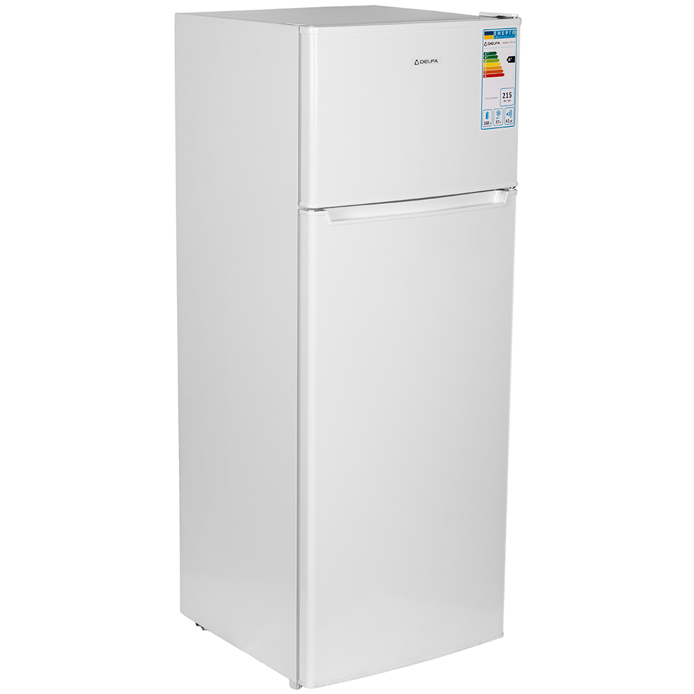 Холодильник DELFA TFH-140 Морозильная камера верхнее расположение